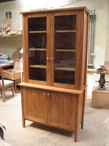 Custom New York Hutch Dresser