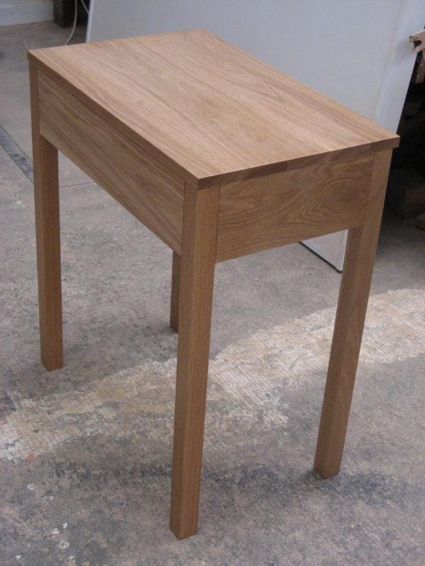 Custom Hall Table #1