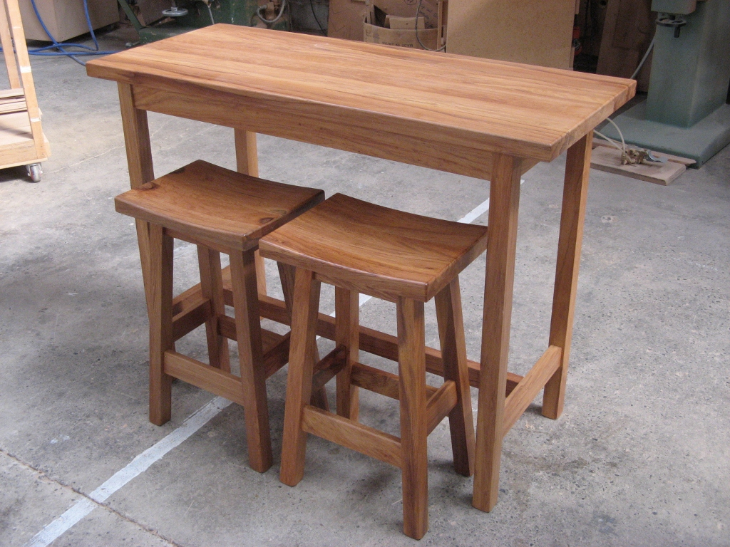 Skippers Stools and Bar Leaner