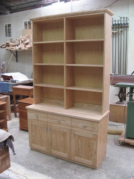 Custom Hutch Dresser #2