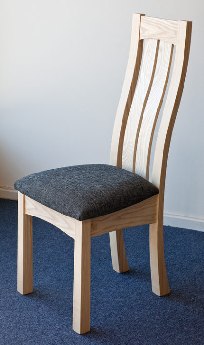 Wanaka High-Back Dining Chair