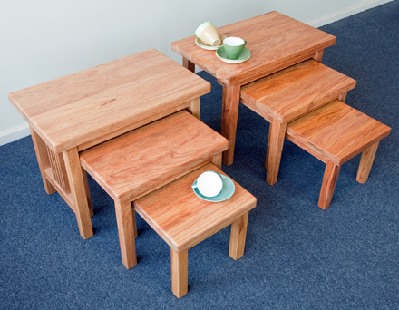New York Nest of Tables