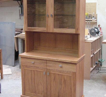 Custom Hutch Dresser #1