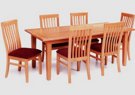 Vienna Dining Table
